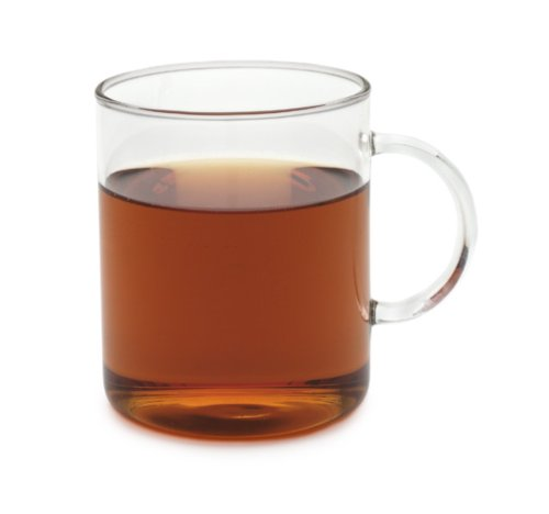 Adagio Teas Glass Mug ()