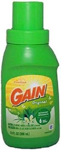 Laundry Detergent: Gain
