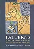 Patterns for College Writers 11e with 2009 MLA Update and I-cite, Kirszner, Laurie G. and Mandell, Stephen R., 0312609965