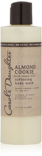 Carol's Daughter Almond Cookie Softening Body Wash, 12 fl - Wash Daughter Carols