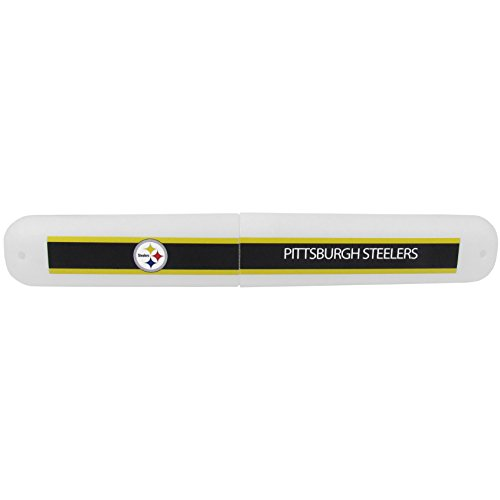- NFL Pittsburgh Steelers Travel Toothbrush Case