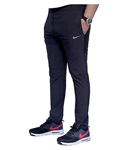 K&T Men's Regular Fit Track pants