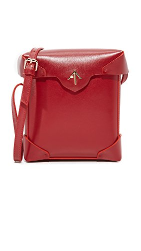 MANU Red Pristine Box Mini Atelier Bag Women's ftwYrqf