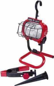 250W Halogen 4-In-1Combo Portable Work Light by Woods Ind.