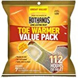 HotHands Toe Warmers 80 Pair Set
