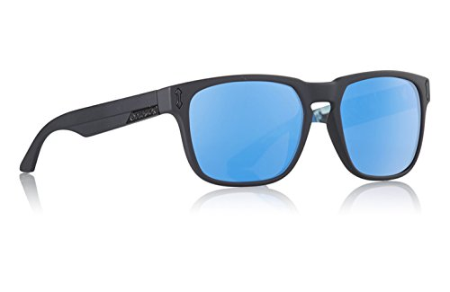 Sunglasses DRAGON DR 513 SYM MONARCH ASYM 016 MATTE BLACK BRYAN IGUCHI ASYMBOL W
