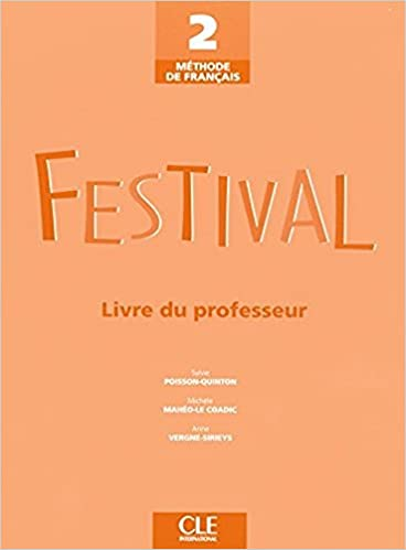 FESTIVAL 2 METHODE DE FRANCAIS PDF DOWNLOAD