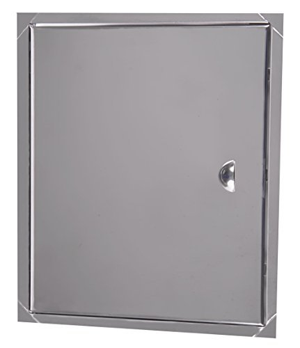150x300mm Metal Chrome/Steel Access Panels Inspection Hatch Access Doors Door Panel by Airroxy