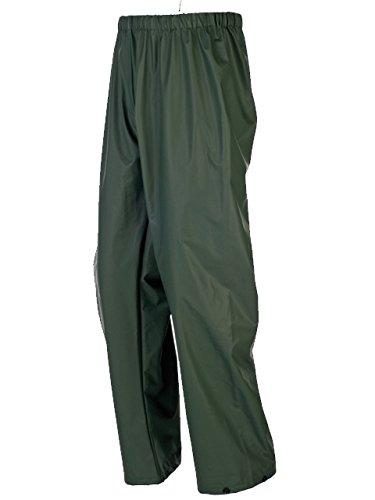 Sioen 499z08xl0 499z Pantaloni Antipioggia Sio-flex, Taglia X, Verde