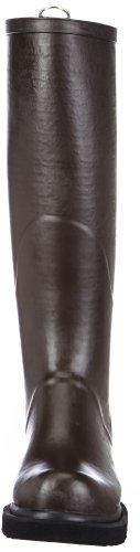 Ilse Jacobsen High Heel Gummistiefel - Botas clásicas de goma mujer marrón - Braun (Braun (20) 20)