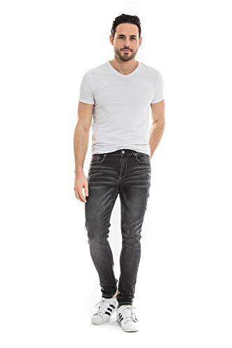 Bronx Pantalon Pantalon Waxx Joggjean Waxx Noir Egxx8wPIq