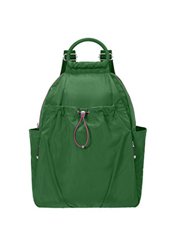 BG by Baggallini Center Backpack, Grass (Baggallini Lightweight Backpack)
