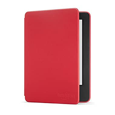 Amazon Protective Cover for Kindle (7th Generation, 2015), Cayenne - will not fit 8th Generation or previous generation Kindle devices or Kindle Paperwhite