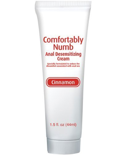 Multi Function Comfortably Numb Anal désensibilisation Cream - Cannelle