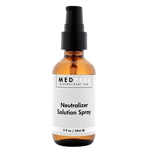 Medpeel Professional Peel Neutralizer Spray for Glycolic TCA Aha Jessners All Types