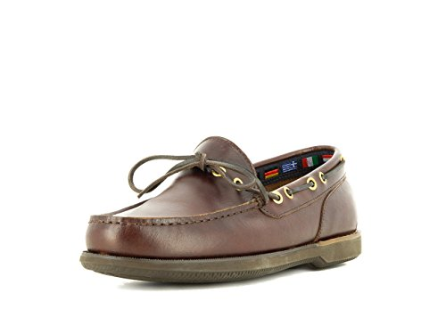 41 Marrón Zapato Seaside para Náutico EU Hombre Color 7zqnTRvw