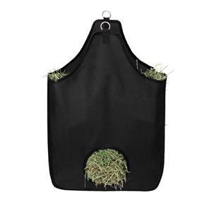 Black Weaver Hay Bag Cordura w Mesh