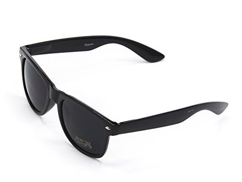 Goson Neon 53mm Color Mirror Wayfarer - Wayfarer Cheap Sunglasses