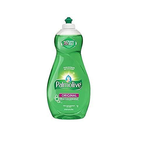 (Palmolive Ultra Strength Dish Soap-10 oz (Pack of 2) )