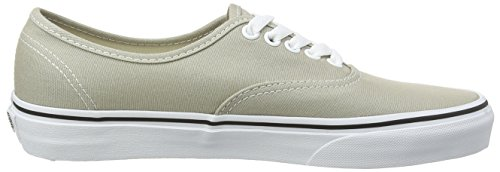 Zapatillas Unisex Aluminum por Vans Casa True Gris White Authentic Adulto de U Estar WnWpEvO1
