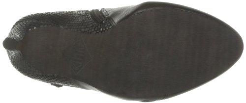 Negro Black 0003 Tarnie para Replay mujer Zapatos Noir CqSgU