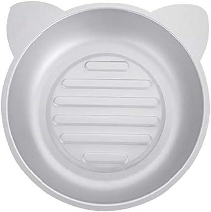 CattleBie El Verano se refresca Abajo de Aluminio se aprovechan de la Estera del Gato Hielo Nest Suministros Lavable for Mascotas (Color : Plata): Amazon.es: Hogar