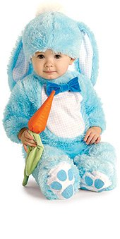 Handsome Lil' Wabbit Costume - Newborn