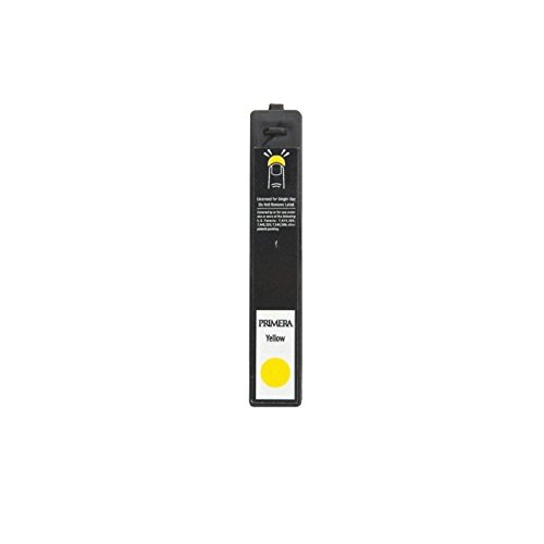 Primera 53439 Yellow Pigment Ink Cartridge for use with LX900 Color Label Printer