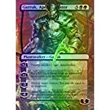 Amazon.com: Magic: the Gathering - Garruk, Apex Predator
