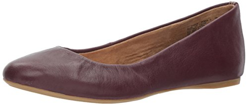 Gh Bas & Co. Womens Felicity Ballet Flat Purple