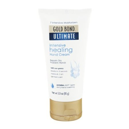 Gold Bond Ultimate Intensive Healing Hand Cream 3 oz (Pack of 3) by Gold Bond