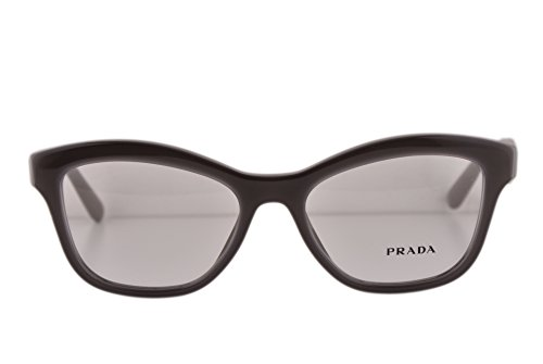 Prada PR29RV Eyeglasses 52-17-140 Opal Brown UAM1O1 VPR29R For Women (FRAME ONLY)