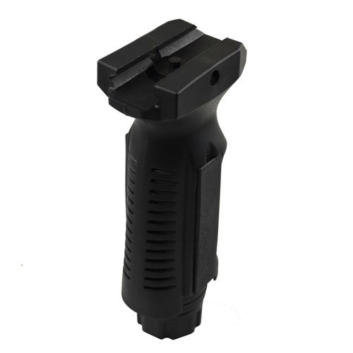 Tactical Ergonomic Foregrip with Pressure Switch Area And Battery Compartment, Outdoor Stuffs