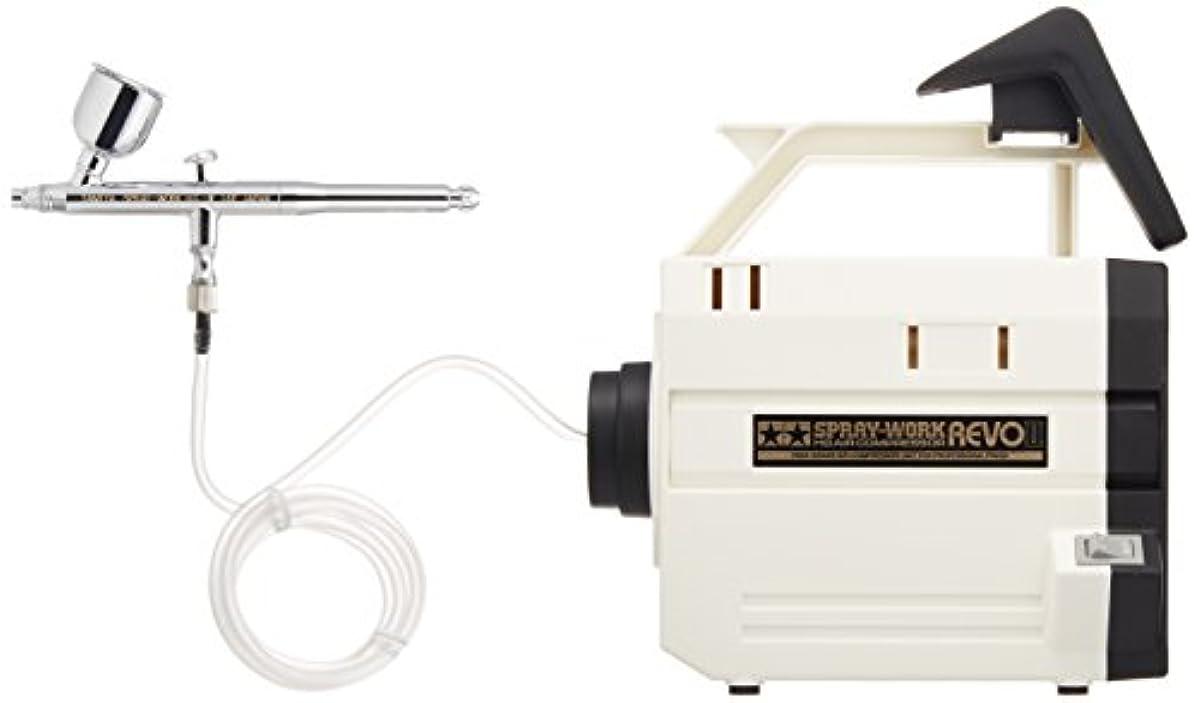 [해외] 퍼터미야 에어브러시 시스템 NO.41 스플레롱doll HG 컴프레서 레보II HG에어브러시III부 74541