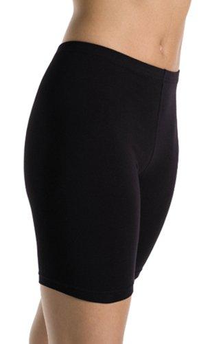 DanceNwear Adult Cotton Blend Yoga/Jazz / Dance Bike Shorts
