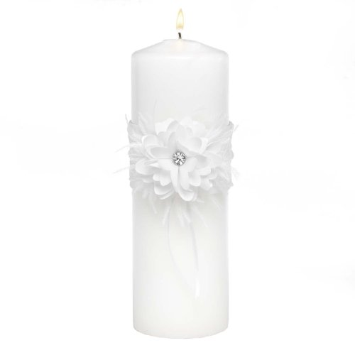 Hortense B Hewitt Layers of Lace Unity (Traditional Unity Candle)