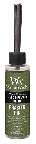 FRAISER FIR WoodWick 4 oz Refill for Reed or Spill Proof Diffusers