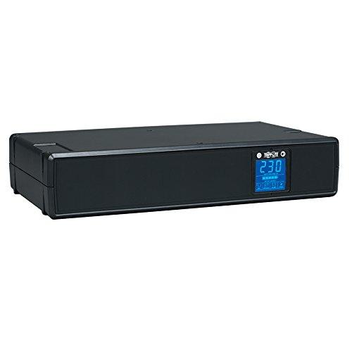 Tripp Lite SMX1500LCD 1000VA Intl UPS Smart Pro Rack/Tower Digital LCD 230V Line-Int 8 outlets by Tripp Lite