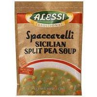 Alessi Spaccarelli Sicilian Split Pea Soup, 6 oz