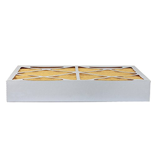 AFB Gold MERV 11 16x24x4 Pleated AC Furnace Air Filter. Pack of 6 Filters. 100% produced in the USA. by FilterBuy (Image #2)