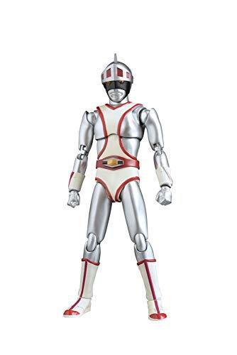 HAF シルバー仮面ジャイアント ノンスケール PVC&ABS製 塗装済み 完成品 可動フィギュアの商品画像