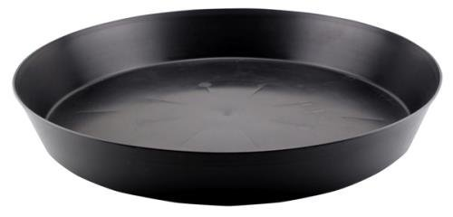 (Generic Pots 724927 Plastic Saucer, 18 inch, Black)