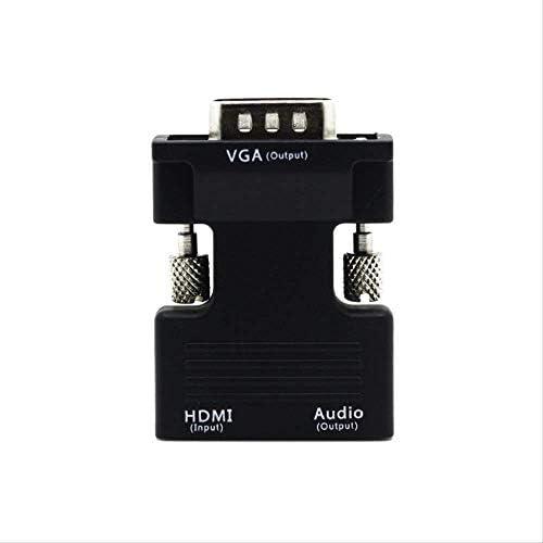 AOXITT Adaptador Hdmi Adaptador convertidor de Hmi a Vga con ...
