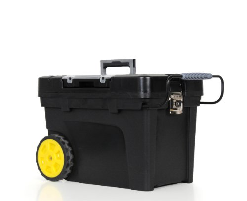 Stanley 033026R Pro Contractor Chest (Mobile Bin Cart)
