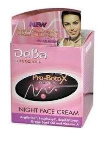 PRO-BOTOX Lifting Night face cream 50 ml