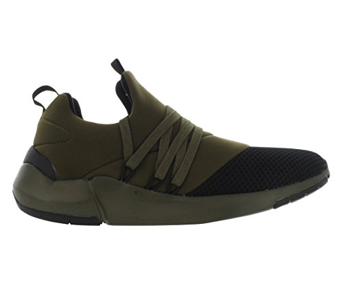 Men's Recreation Sneaker Military Matera Creative Black wTS6qxx5F