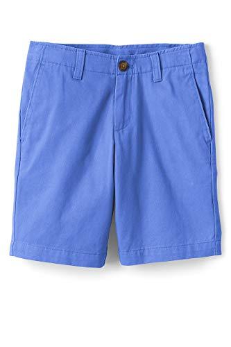 Boys End Spring Lands - Lands' End School Uniform Boys Husky Chino Cadet Shorts