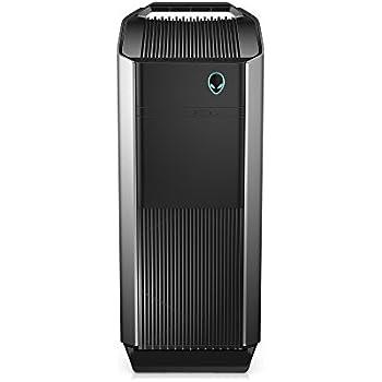Dell AWAUR7-7883SLV-PUS Alienware Gaming PC Desktop Aurora R7 - 8th Gen Intel Core i7-8700, 16GB DDR4 Memory, 256GB SSD + 2TB Hard Drive, NVIDIA GeForce GTX ...