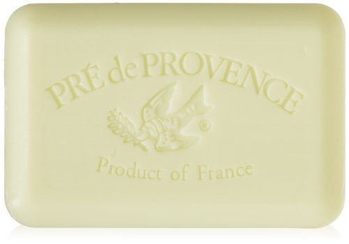 Pre de Provence Soap, Linden, 8.8 -Ounce Cello Wrap by Pre de Provence [Beauty]