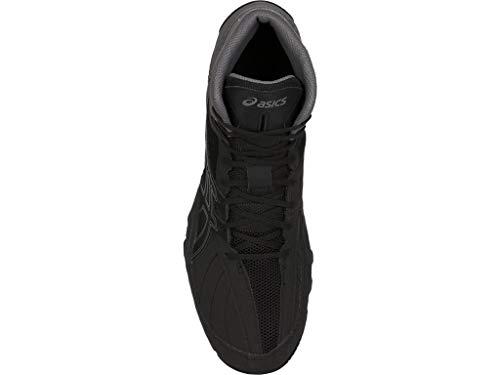 Asics 0 V8 Cael Noir Hommes noir Chaussures UwrUCqx6